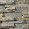 Ledge Rumney Silver Stacked natural thin stone