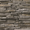 Ledge Rustic Steel Stacked natural thin stone
