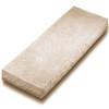 Chiseled Edge Wall Cap Tan (Buckskin) Eldorado stone accent