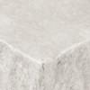 White (White Cloud) Eldorado stone accent