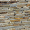 Ledgestone Autumn Blend natural thin stone