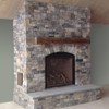 Ledge Traditional manufactured thin stone