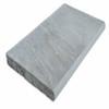 Artisan Bullnose Appalachian Grey natural stone accent