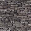 Stacked Stone Panels Dark Rundle Eldorado thin stone