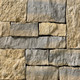 Mixed Blend Windsor Bay natural thin stone