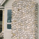 Round Cold River natural thin stone
