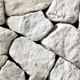 Round Laconia natural thin stone