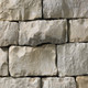 Square & Rectangular Lincoln Buff natural thin stone