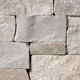 Square & Rectangular Tumbled Ash Sky natural thin stone