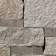 Square & Rectangular Mount Lincoln natural thin stone