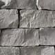 Ashlar Colebrook Grey natural thin stone