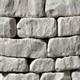 Ashlar Tumbled Colebrook Ivory natural thin stone