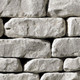 Ashlar Tumbled Silver Sky natural thin stone