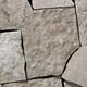 Mosaic Suncook Silver natural thin stone