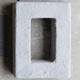 Belterra Outlet Boxes Light Grey (Slate) stone accent
