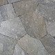 Mosaic Acushnet natural thin stone