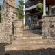 Artisan Tread Autumn Brown natural stone accent