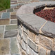 Artisan Wall & Column Caps Appalachian Grey natural stone accent