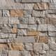 Ledgestone Misty Point natural thin stone