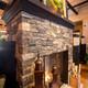 Ledgestone & Ashlar Bedford Blend, Ledgestone Grafton Grey natural thin stone
