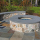Mosaic Bedford Blend natural thin stone