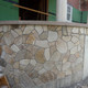 Mosaic Cascadian Tan natural thin stone