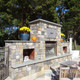 Square & Rectangular Bedford Blend natural thin stone