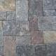 Square & Rectangular Valley Granite natural thin stone