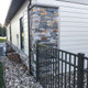PrecisionLedge Crest Point natural thin stone