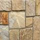 Square & Rectangular Calming Shores natural thin stone