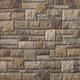 Limestone Bucks County Cultured Stone thin stone