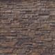 Pro-Fit Alpine Ledgestone Umber Creek Cultured Stone thin stone