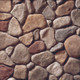 River Rock Earth Blend Cultured Stone thin stone