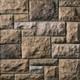 Rockface Bucks County Cultured Stone thin stone