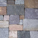 Square & Rectangular Tyson Spring Granite natural thin stone