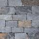 Ashlar Mountain Peak Granite natural thin stone