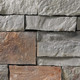 Ashlar Chocorua natural thin stone