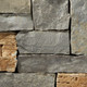 Mixed Blend Dixville natural thin stone