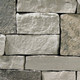 Mixed Blend Clouded Grey natural thin stone