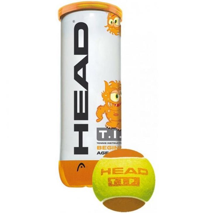 head oranje 3 bal
