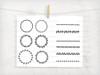 Giant Laurel Bundle Pack Digital Cutting File