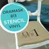 Oramask 813 (Stencil Vinyl)