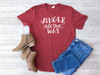Jingle All The Way HEAT PRESS TRANSFER