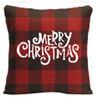 Vintage Merry Christmas HEAT PRESS TRANSFER