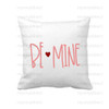 Be Mine Handlettered Pack Digital Cutting File
