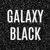 Siser Glitter Heat Transfer Vinyl : Galaxy Black