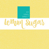 Siser Glitter Heat Transfer Vinyl: Lemon Sugar