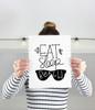 Eat Sleep Beach Digital Cutting File
