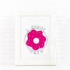 I Donut Care Digital Cutting File