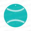 Etched Baseball